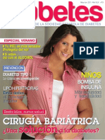 Diabetes Mayo Junio 2011