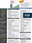 NewsFolio -July 2011 (Industry Feeds That You Need To Know)