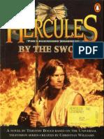 Timothy Boggs - Hercules by the Sword (Penguin Readers)