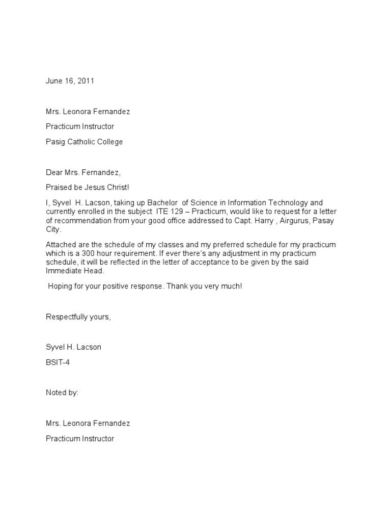 Custom Writing At 10 Sample Job Application Letter For Ojt