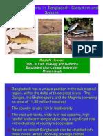 Aquatic Biodi Status of Bangladesh