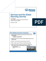 2008TA-Services & Global Sourcing Journey