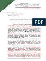 Modelo Oficio RFB Transformação Empresário