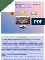 Mesaros Anghel Volumul II 'EVREI, CRESTINI SI MUSULMANI LA IERUSALIM 2011 (PPT)