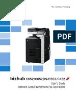 Bizhub c652-c652ds-c552-c452 Ug Network Scan-fax-network Fax Operations en 3-1-0