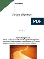 Lec 6_Vertical Alignment