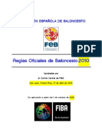 REGLAS FIBA 2010