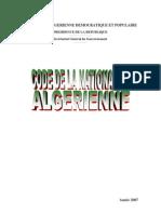 Code nationalité algérien