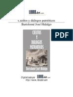 Cielitos_dialogos_patrioticos BARTOLOMÉ HIDALGO