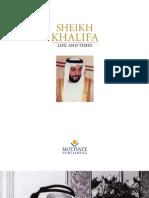 Sheikh Khalifa Life and Times