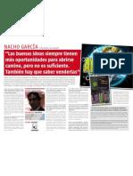 Entrevista a Nacho Garcia de Abylight (Barcelona) en iDeame 2011