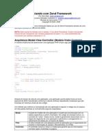 Iniciando Com Zend Framework 1.5