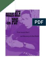 Mathieu Bich - Lecture Notes
