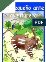 Historieta Peruana de La Danta (o Ante)