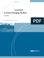 Sustainable Investment in Asian Emerging Markets