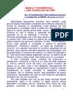 Torser & Bazele Fundamentale Ale Unei Tehnologii de Varf