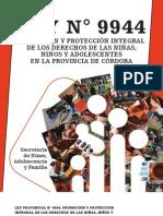 Ley 9944