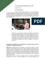 Cols Estela-Estrategias de enseñanza en la Universidad-Entrevista UADE