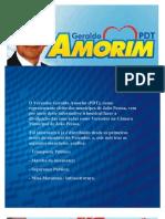 Informativo do vereador Geraldo Amorim