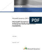 CRM Enterprise Performance and Scalability Whitepaper