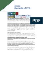 Permissões de compartilhamento e NTF1