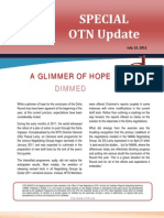 OTN Special Update (Doha Update - A Glimmer of Hope Dimmed) 2011-07-13