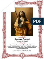 Misal de Santiago Apostol (Blog
