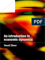 Cambridge University Press,.an Introduction to Economic Dynamics.[2001.ISBN0521804787]