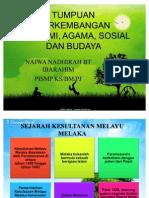Perkembangan Ekonomi, Sosial, Budaya & Agama Empayar Melaka