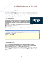 DNS & Dhcp & Samba Sous Linux
