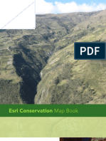 Esri Conservation Map Book, July 2011