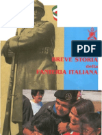 Breve Storia Della Fanteria Italiana