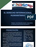 DERECHO INTERNACIONAL HUMANITARIO POR JOSÉ ALEJANDRO ARZOLA I
