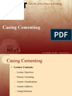 5 - Casing Cementing