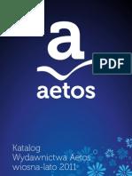 Katalog Aetos 2011 - 1