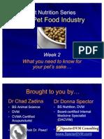 Pet Nutrition-Zadina 7.18.11