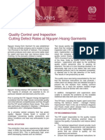 Case Study -Nguyen Hoang Exim Co. - Quality