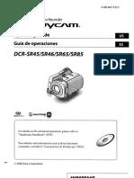 Sony Handycam DCR-SR45 Manual