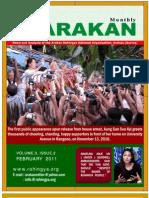 Arakan February 2011