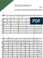Arvo Part-Cantus in Memoriam Benjamin Britten-SheetMusicTradeCom