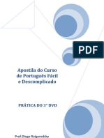 Apostila DVD III