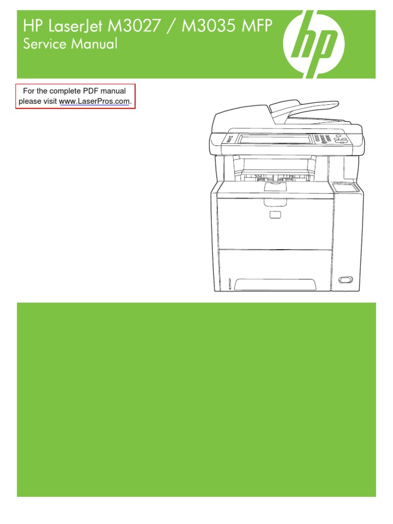 Wrg-1887] hp laserjet m3035xs mfp manual | 2019 ebook library.
