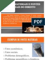 Fontes Materiais e Fontes Formais Do Direito Com Fotos