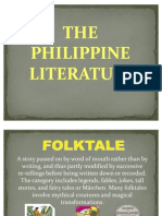The Philippines Literature