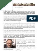 Humbert Eco Intelectuales y política
