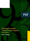 Elementary Number Theory in Nune Chapters