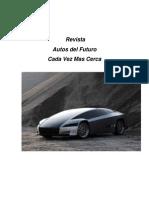 Revista Autos Del Futuro