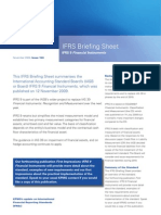 IFRS Briefing Sheet 160