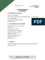 GLICERINA Quimicamar