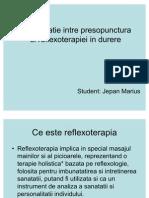 Com Para Tie Intre Presopunctura Si Reflexoterapiei in Durere